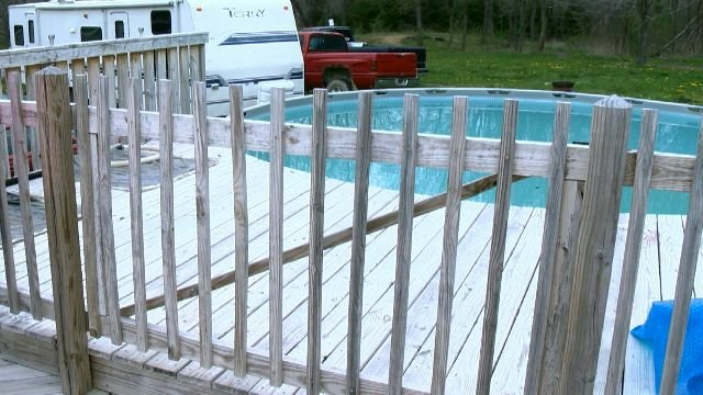 One Year Old Dies After Falling Into Pool In Mercer County