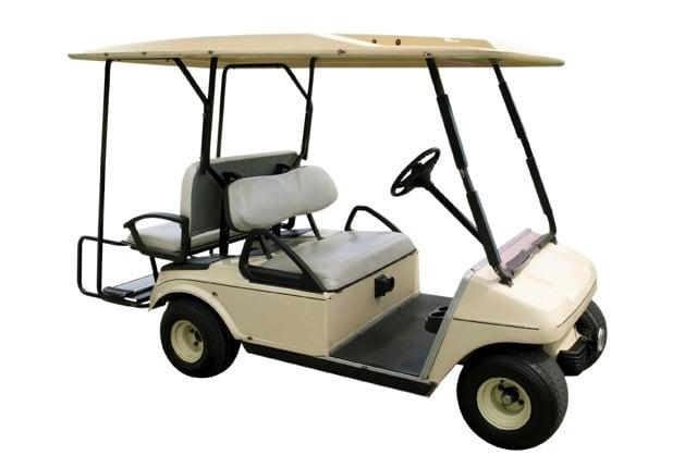 Columbus Suburb Considers On Street Golf Carts