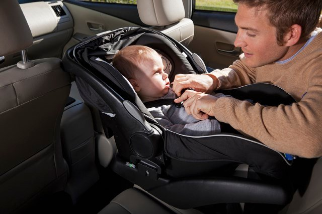 New Pennsylvania Law Requires Rear Facing Seats For Young Children
