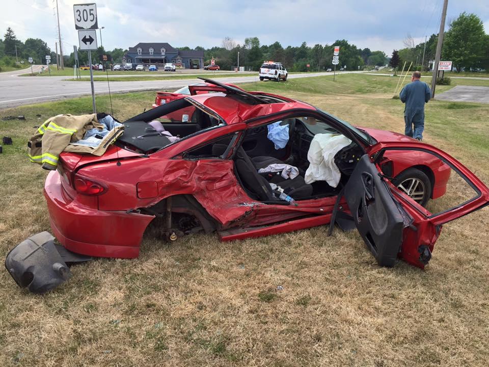 Southington Car Crash