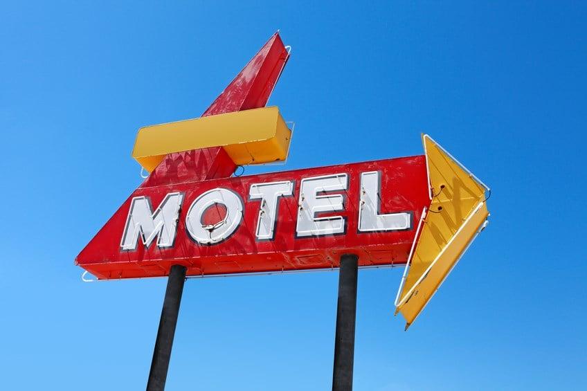 Motel  Warren Ohio