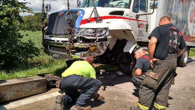 Old Mill Gm >> Leetonia driver injured in head-on crash - WFMJ.com News ...