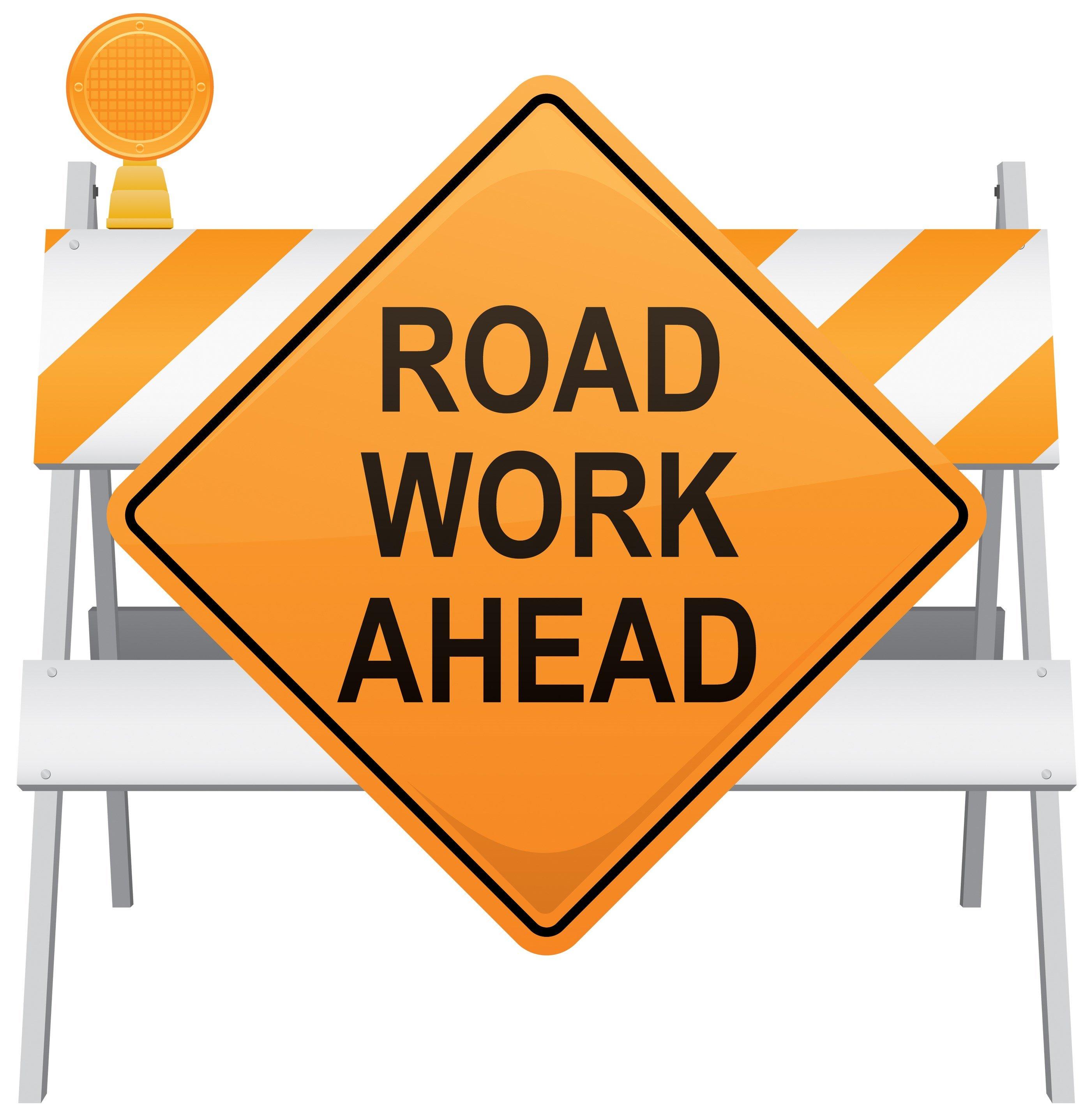 Image result for road work