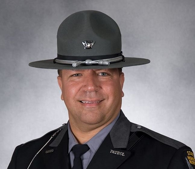 Man charged with killing OH trooper on Cleveland freeway