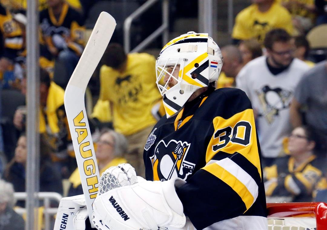 Pens' Matt Murray Could Return To Ice Against Islanders