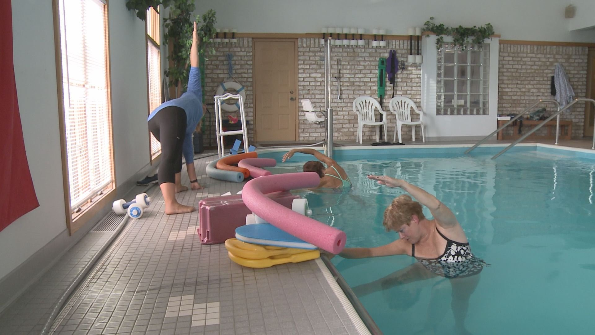 Exercising In Water Can Provide Relief To Joints News Weather Sports For Youngstown