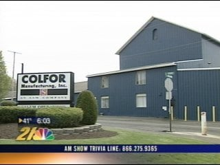Salem Auto Parts Plant May Close Within The Year Wfmj
