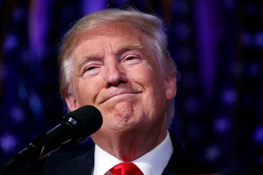 Trump's lead shrinking in Pennsylvania