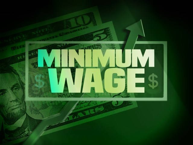 min wage Daily wage for worker employed 5 days a week daily wage for worker employed 6 days a week hourly wage monthly wage decemcer 1, 2017: 24462 21200.