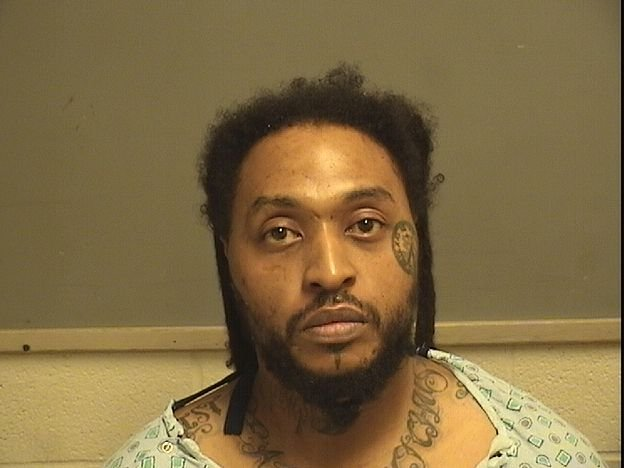 Struthers Police standoff suspect Sean Dixson booking photo