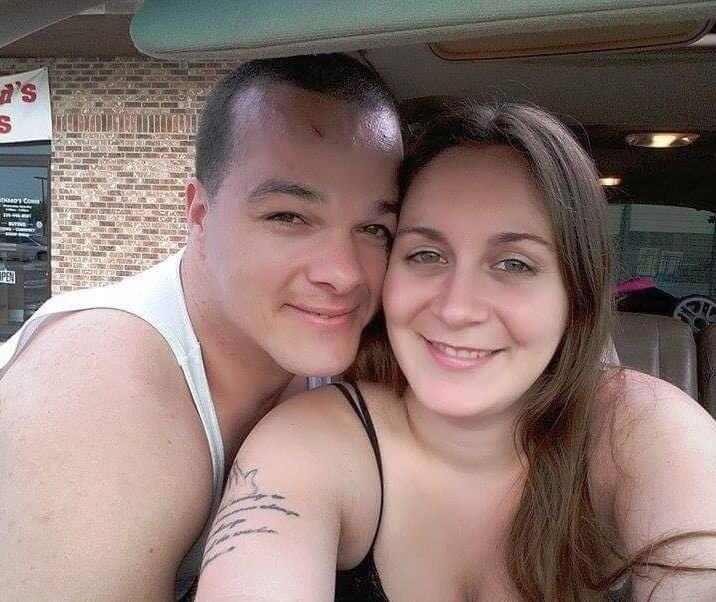 Antonio Valezquez-Rupert posted this picture of him with Amanda Downs on Dec. 22