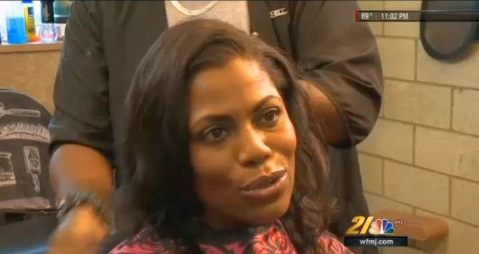 Omarosa Manigault made a campaign stop for Donald Trump in 2016