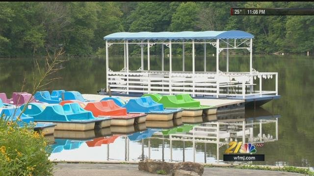 Mill creek park expects to increase boating fees this summer news weather sports for for Parks garden center canfield ohio