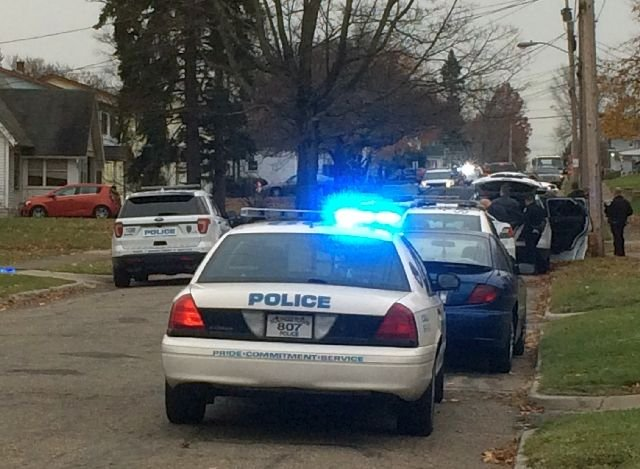 Police from several agencies were called to Dixson's home on Nov. 28