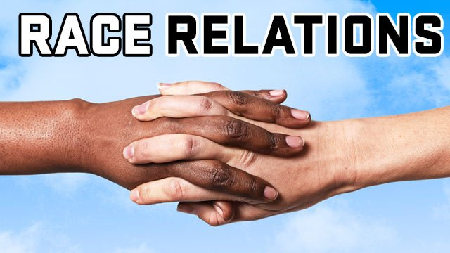 race relations in the new world A new york times/cbs news poll indicates that relations between african-americans and the police are so brittle that the attack that killed five officers in dallas left many respondents unsurprised.