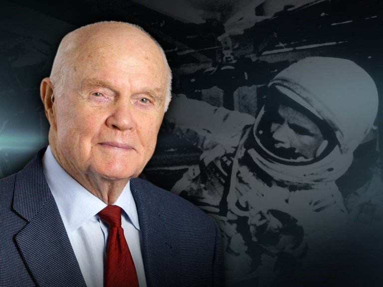 Governor lowers flags in memory of former United States Senator John Glenn