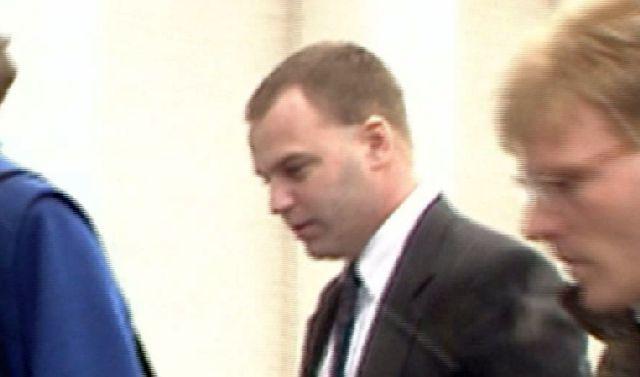 Stephen Strabala during his 1995 sentencing