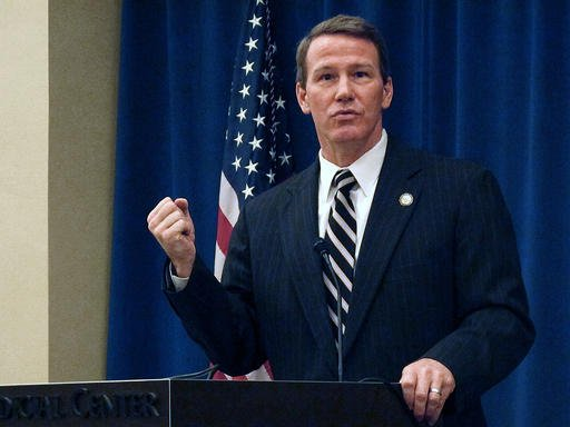 Secretary of State Husted launches run for governor