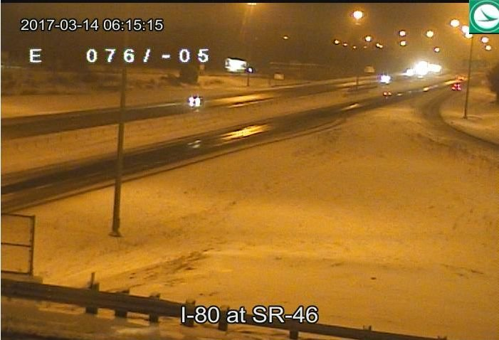 I-80 and SR 46 in Austintown