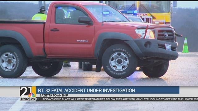 Girard man found dead after crash on Route 82 - WFMJ com News