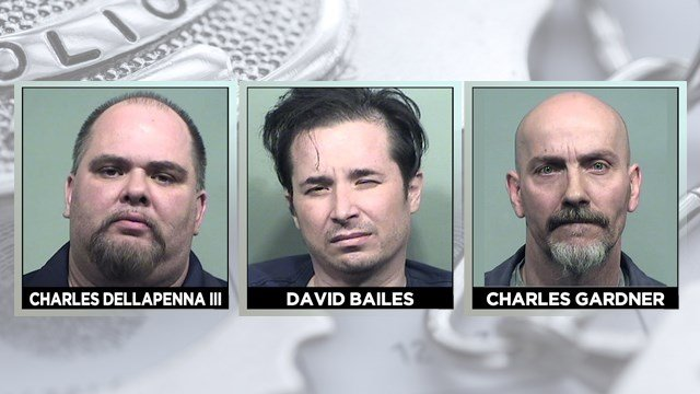 three suspects charged in deadly biker gang shooting at