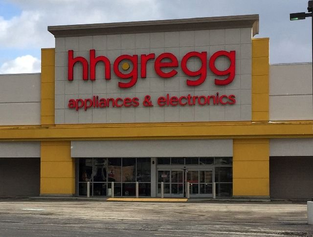 Electronics retailer hhgregg is going out of business
