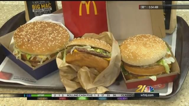 8-year-old drives little sister to McDonald's for cheeseburger