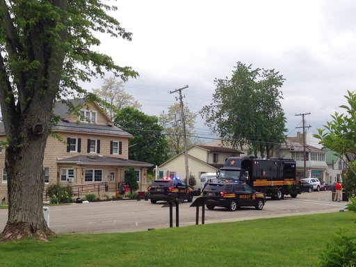 Police find 60 guns at home of OH  nursing home shooter