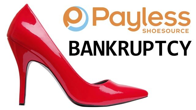 Payless ShoeSource could close another 400 stores in bankruptcy