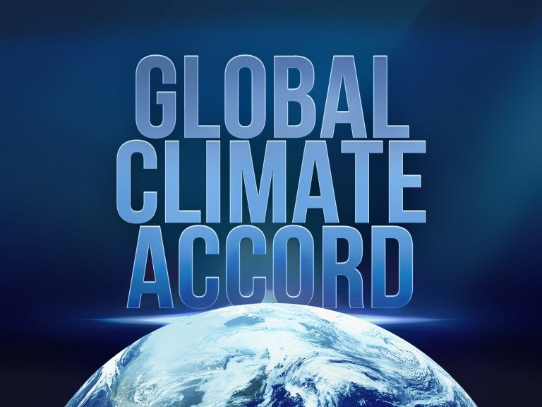 Carrboro mayor Lydia Lavelle joins action on Paris Climate Accord