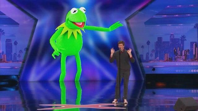 Daniel Ferguson on America's Got Talent
