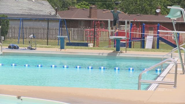 Northside Pool Open For Summer News Weather