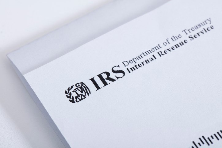 Beware of ransomware scam, IRS advises