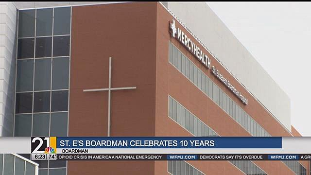 St. Elizabeth Boardman Hospital celebrates 10 year anniversary ...