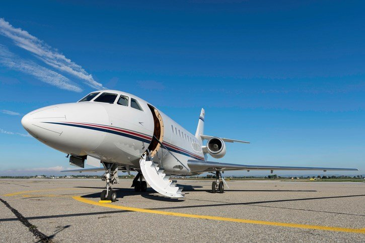 High Demand For Private Jets To Get Perfect View Of Eclipse  WFMJ News W