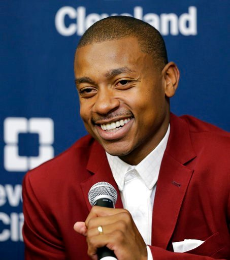 Isaiah Thomas on trade to Cavaliers: 'It still hurts'