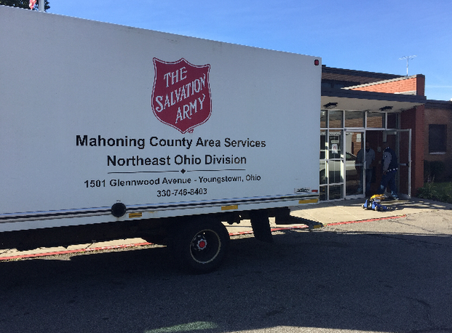 Salvation Army Christmas Assistance Registration