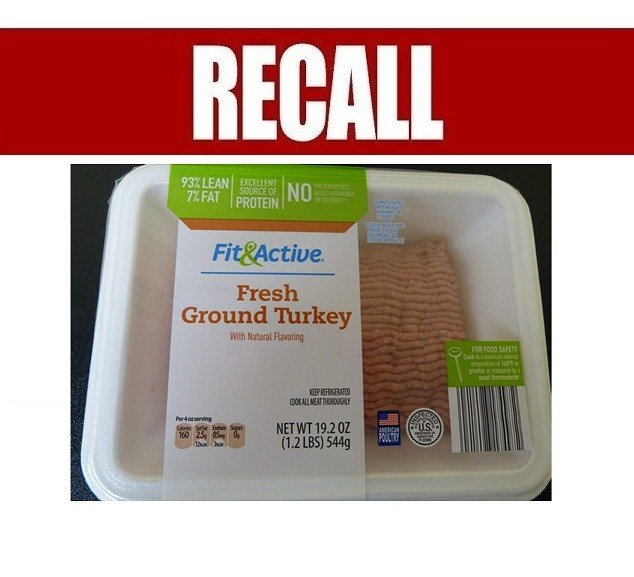 Thousands of pounds of ground turkey recalled in NC