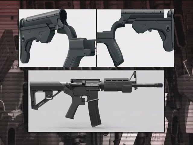 Las Vegas shooting: NRA opposes ban on bump stock device