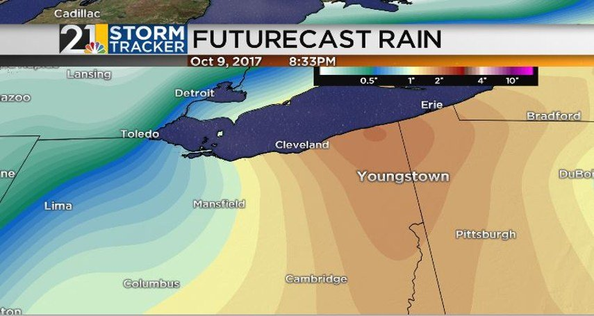 First Warning Forecast: More Rain On The Way