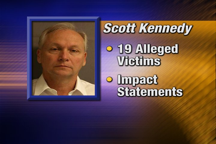 Victims prepare statements before former radio personality Scott - 21 ...
