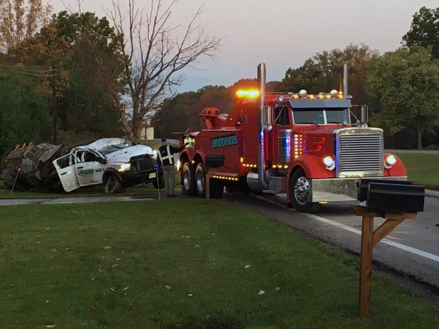 Four hospitalized after accidents on Route 422 in Southington - WFMJ