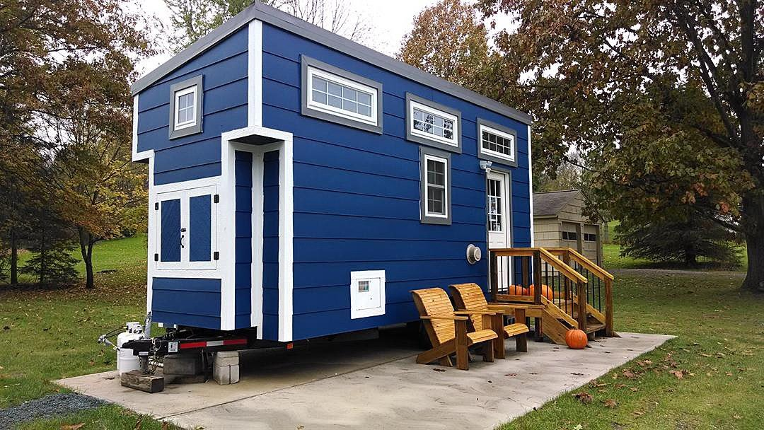 Westminster Tiny House Could Have Big Impact Wfmj Com