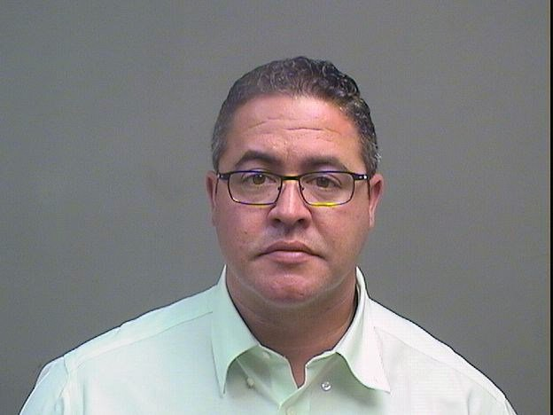 Dr. Joseph Yurich jail booking photo
