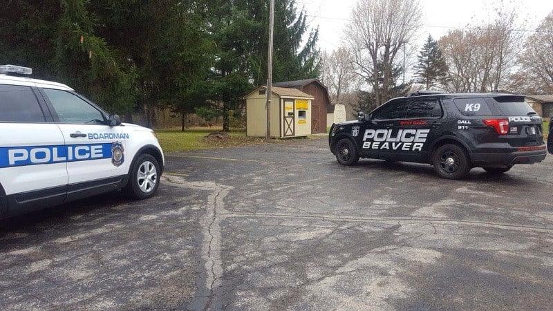 """Police auto crashes on Eisenhower, 2 carjacking suspects arrested"""""""