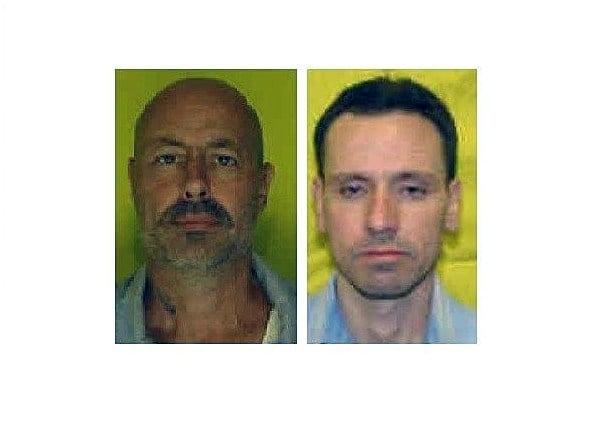Jeff McClure (L) Mark Badilo (R)