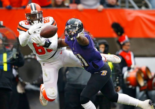 NFL Predictions: Browns a good bet to cover spread vs. Ravens? 12/17/17