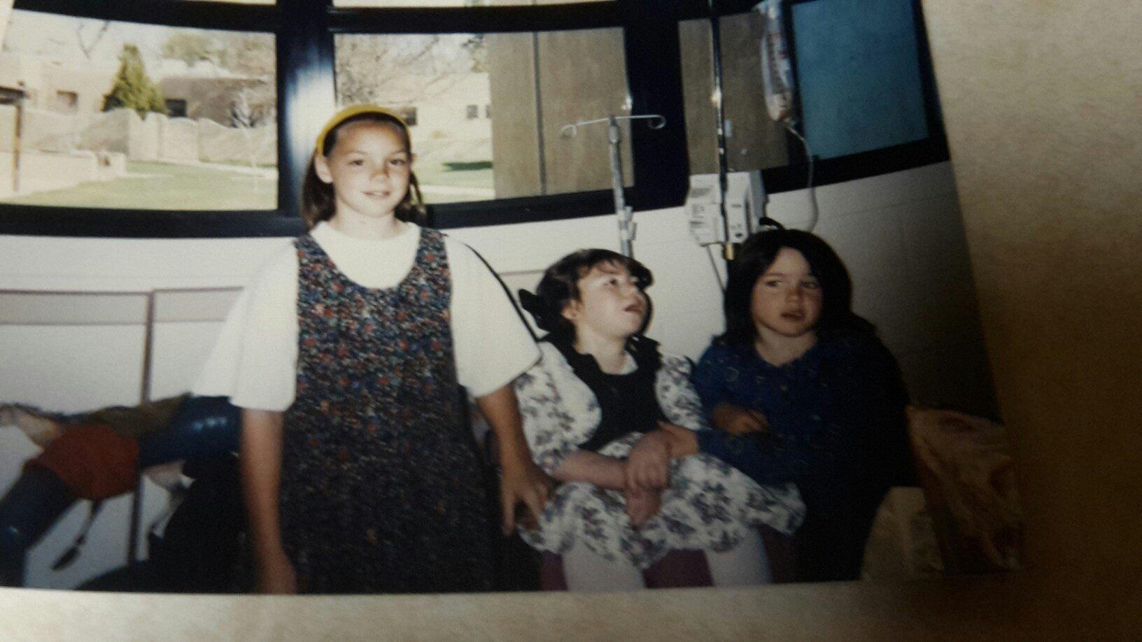 Krista, Jessica and Sarah Bowers