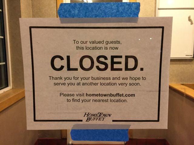 niles restaurant closes its doors wfmj com news weather sports for rh wfmj com HomeTown Buffet Logo directions to nearest hometown buffet