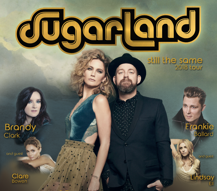 Country Duo Sugarland To Play State Fair Grandstand